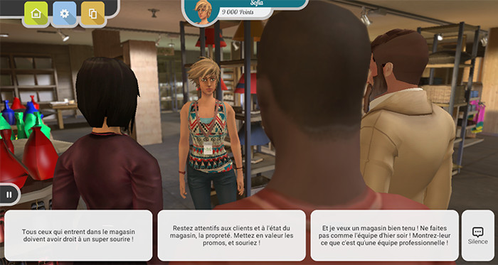 IN-STORE TRAINING - screenshot 1